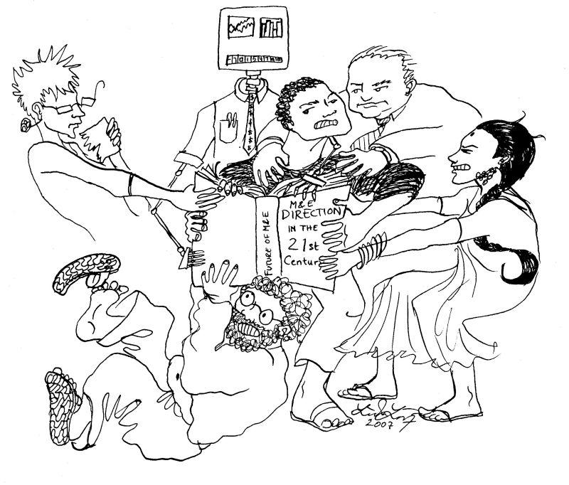 Development Cartoons