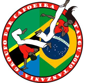 The Dar Capoeira logo