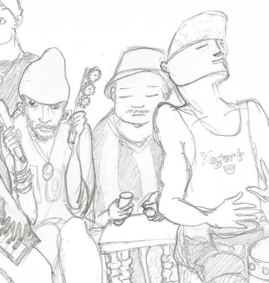 Sketch: Seven Survivor