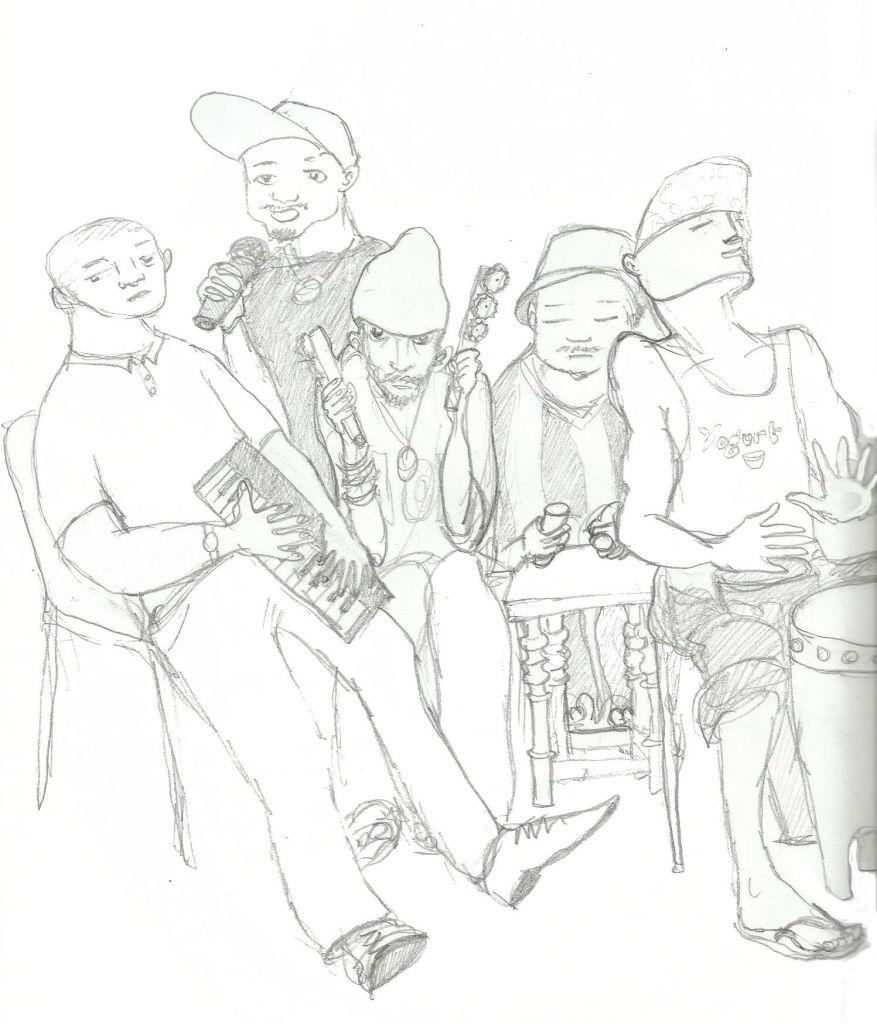 Sketch Seven Survivor