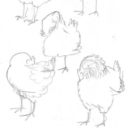 chickens 4 gimp