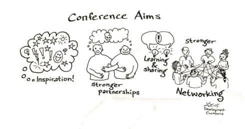 Inspiration! Partnerships! Learning! Networking!