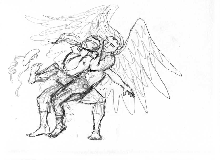 big sketch 1