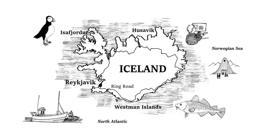 Sustainable coasts maps