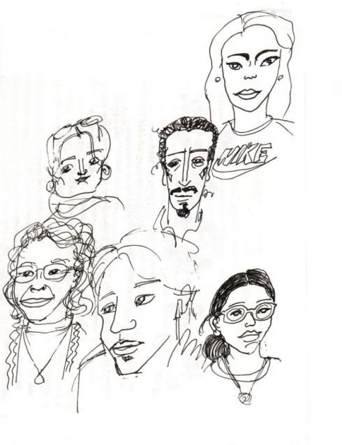 meeting sketch